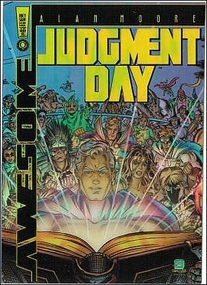 Judgment Day (Awesome Covers Clearchrome Subset) 1-A by Comic Images