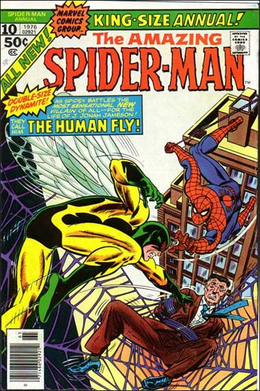 Amazing Spider-Man Annual (1964) 10-A by Marvel