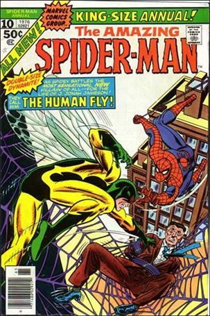 Amazing Spider-Man Annual (1964) 10-A