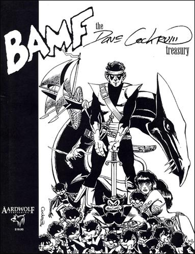 BAMF: The Dave Cockrum Treasury 1-A by Aardwolf