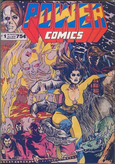 Power Comics (1977) 1-A by Power Comics Company
