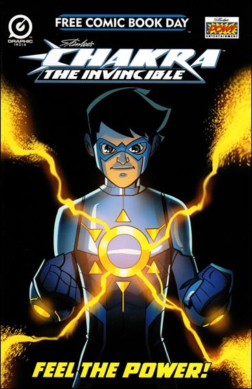 Chakra the Invincible Free Comic Book Day Special nn-A by Graphic India