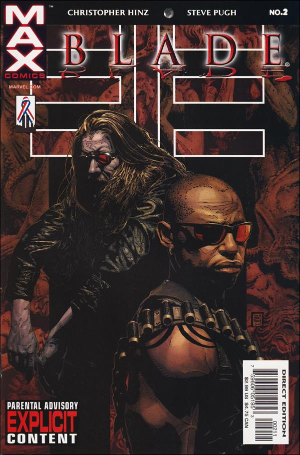 Blade (2002) 2-A by Max