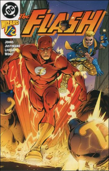 Flash (1987) 1/2-A by DC
