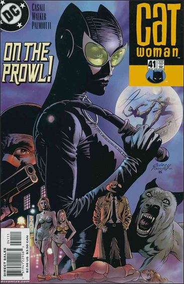 Catwoman (2002) 41-A by DC