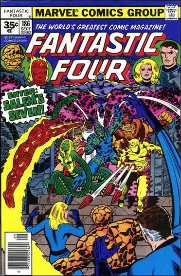 Fantastic Four (1961) 186-B by Marvel