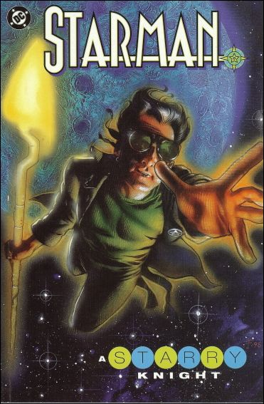 Starman 7-A by DC