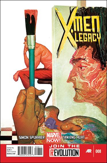 X-Men Legacy (2013) 8-A by Marvel