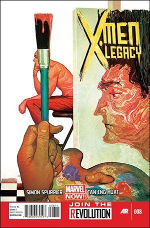 X-Men Legacy (2013) 8-A