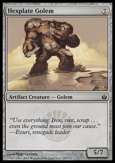 Magic the Gathering: Mirrodin Besieged (Base Set)109-A by Wizards of the Coast