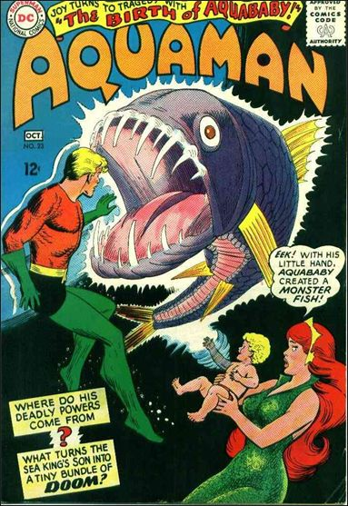 Aquaman (1962) 23-A by DC