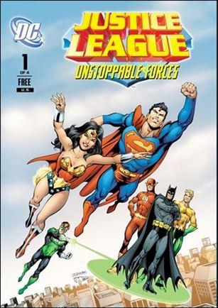 General Mills Presents: Justice League 1-B