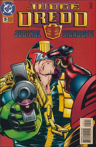 Judge Dredd (1994) 5-A by DC