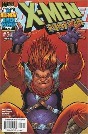X-Men Forever (2001) 5-A