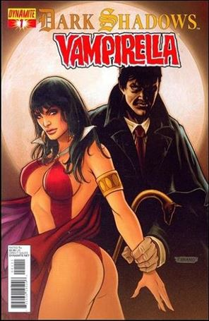 Dark Shadows / Vampirella 1-A