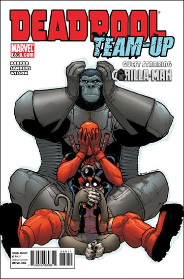 Deadpool Team-Up (2010) 889-A by Marvel