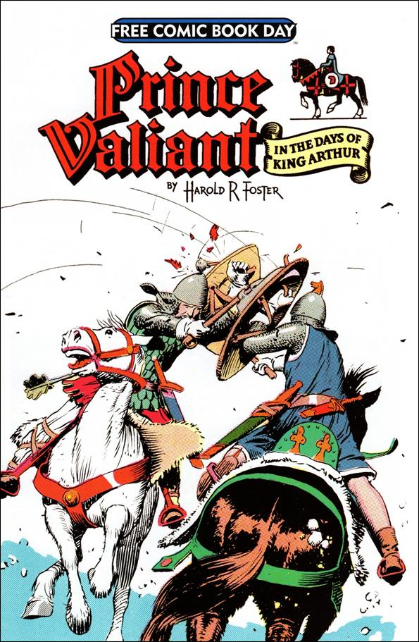 Prince Valiant: Free Comic Book Day Special Edition nn-A by Fantagraphics