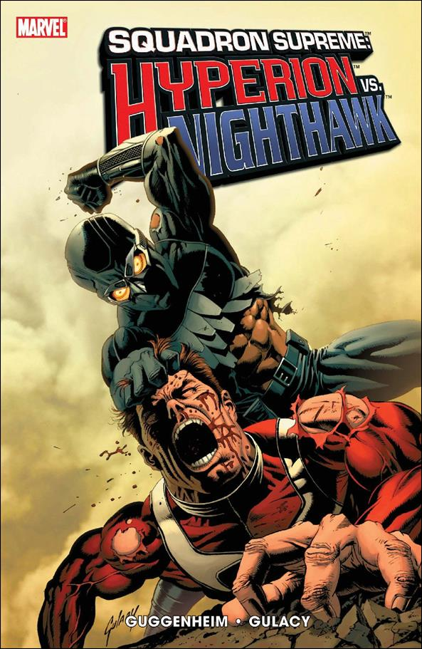 Squadron Supreme: Hyperion vs Nighthawk nn-A by Marvel