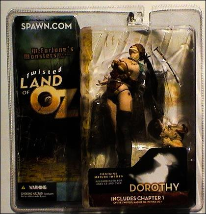 Twisted Land Of Oz Dorothy by McFarlane Toys