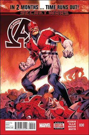 New Avengers (2013) 30-A