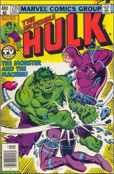Incredible Hulk (1968) 235-A by Marvel