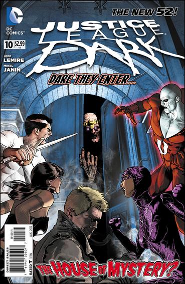 Justice League Dark 10-A by DC