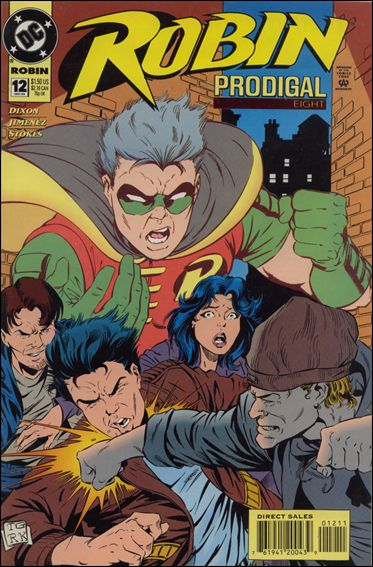 Robin (1993) 12-A by DC