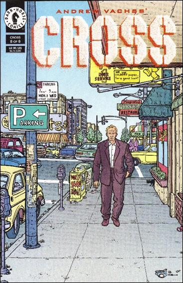 Cross (1995) 6-A by Dark Horse