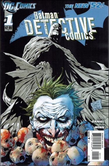 Detective Comics (2011) 1-E by DC