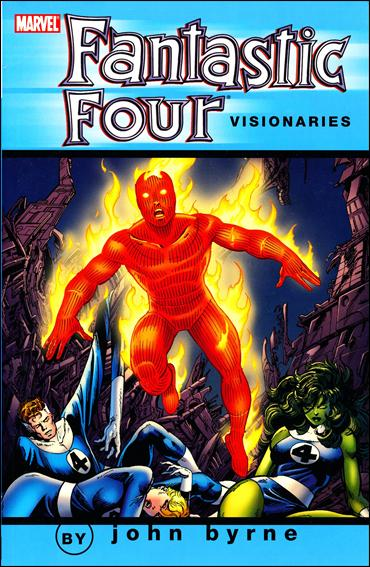 Fantastic Four Visionaries: John Byrne 8-A by Marvel