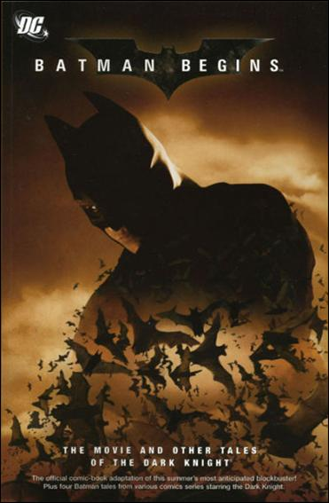 Batman Begins: The Movie & Other Tales of the Dark Knight 1-A by DC
