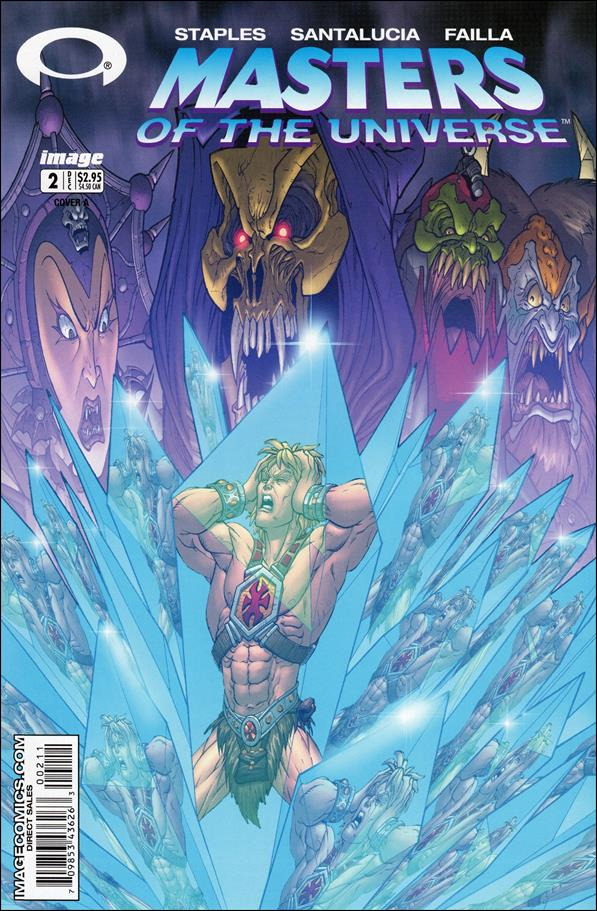 Masters of the Universe (2002) 2-A by Image