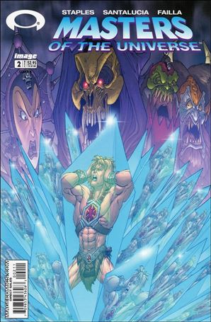 Masters of the Universe (2002) 2-A
