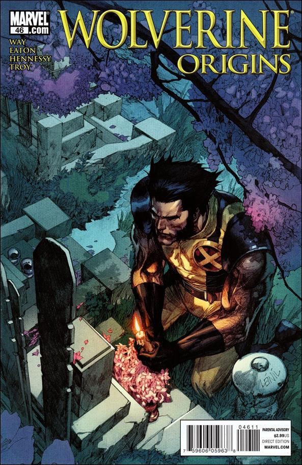 Wolverine: Origins 46-A by Marvel