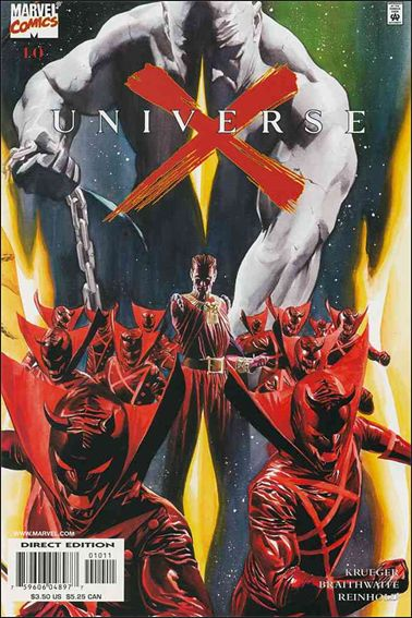 Universe X 10-A by Marvel