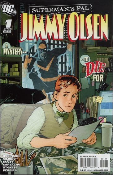 Superman's Pal, Jimmy Olsen Special 1-A by DC