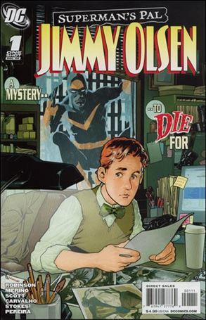 Superman's Pal, Jimmy Olsen Special 1-A