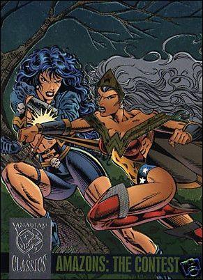 Amalgam Comics (Amalgam Classics Power Blast Subset) 6-A by Fleer/SkyBox