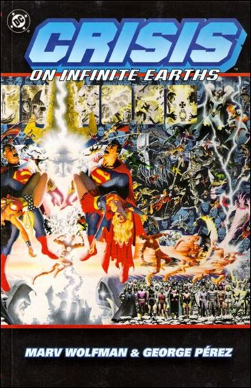 Crisis on Infinite Earths nn-A by DC