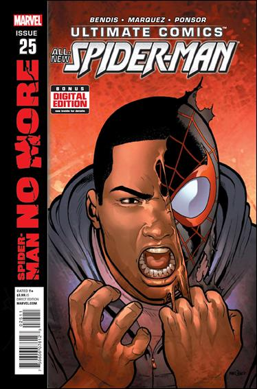 Ultimate Comics Spider-Man 25-A by Marvel