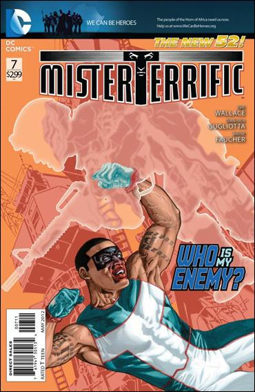 Mister Terrific 7-A by DC