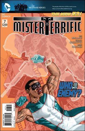 Mister Terrific 7-A