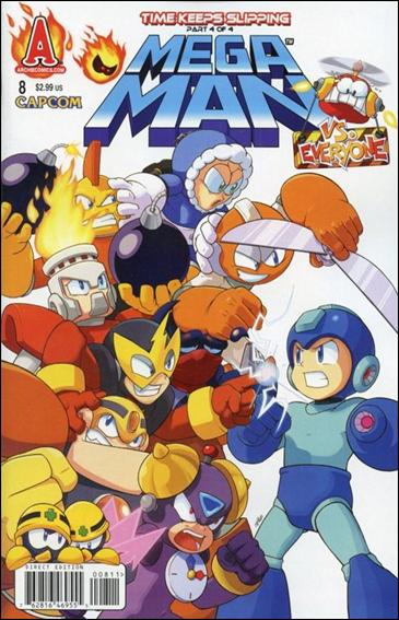 Mega Man 8-A by Archie