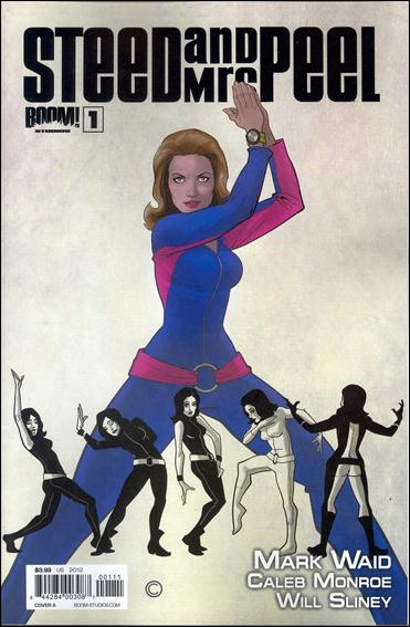 Steed and Mrs. Peel (2012) 1-A by Boom! Studios