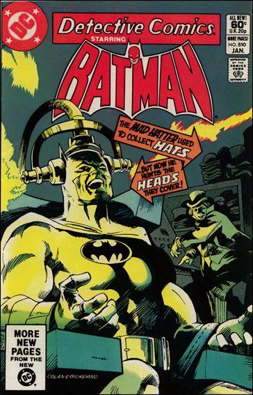 Detective Comics (1937) 510-A by DC