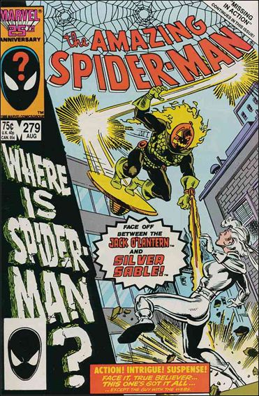 Amazing Spider-Man (1963) 279-A by Marvel