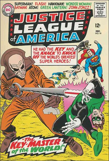 Justice League of America (1960) 41-A by DC