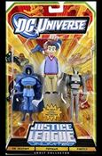 DC Universe: Justice League Unlimited - Fan Collection (3-Packs) Dr. Destiny - Toyman - Firefly