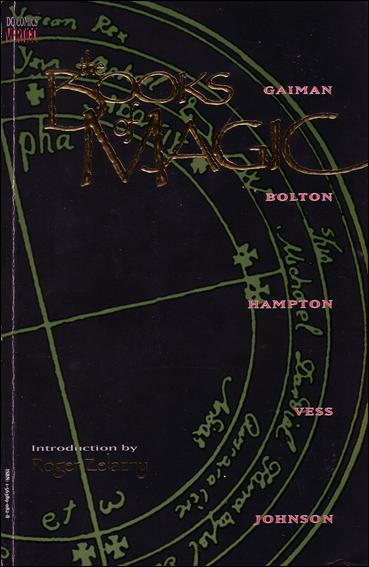Books of Magic (1993) 1-C by Vertigo