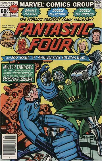 Fantastic Four (1961) 200-A by Marvel